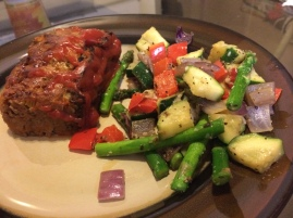 Turkey Meatloaf - good stuff