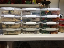 Three days worth of meals!