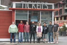 Team Justitia/Terms of Service Team in Park City Utah during our Grand Meetup