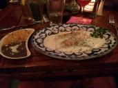 Pork Enchiladas after SXSW