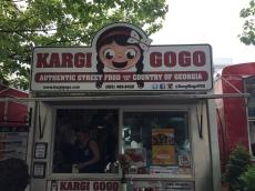 Georgian Food!